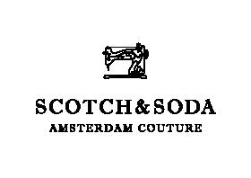 Scotch and soda logo